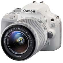 Canon EOS 100D 18-55mm White