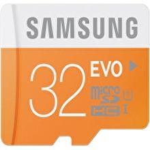 Samsung EVO 32GB MicroSDHC