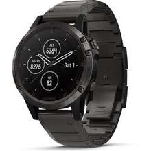 Garmin Fenix 5 Plus Dlc Titanium Titanium Band Price Specs In