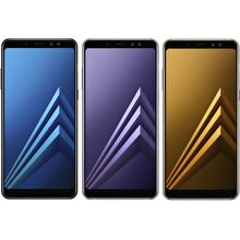 Samsung Galaxy A8 Plus 2018 Indonesia