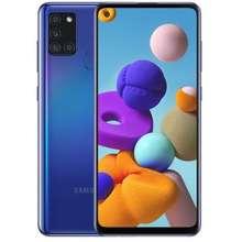 Harga Samsung Galaxy A21s 64gb Biru Terbaru Maret 2021 Dan Spesifikasi
