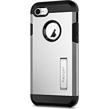 the best attitude acd4e 8e34e Spigen Tough Armor Case (iPhone 7) Silver