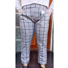 Jack Wolfskin Ts Celana Wanita Baggy Pants Kotak / Doty Pants Motif Jumbo Premium Hq