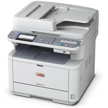 Oki Copier Machine Mb472 Affordable, Professional Wireless A4 Mono Multifunction Printer (4-In-1)