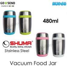 Shuma Food Jar 480Ml Termos Stainless Makanan Bayi Panas Dingin