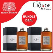 NIKKA 2 Bottles From The Barrel 500Ml (With Box)