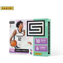 Panini 2019/20 Status Tmall Nba Basketball Box Ja Morant/Zion Williamson Rc