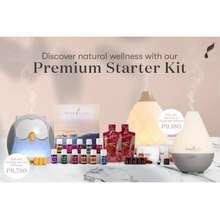 Young Living Premium Starter Kit Desert Mist Diffuser Plus Free Gift