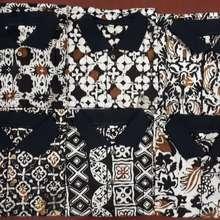 Polo Baju Kaos Batik Xxl Pria