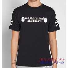 Mastermind Japan kaos x a bathing ape t shirt bape premium 008bb48956