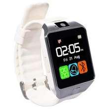 Mito HP Jam Tangan Mito 555 Jam Tangan Pintar Smartwatch Smart Watch Bisa Nelpon Telpon Sms Slot Micro Sd- Putih