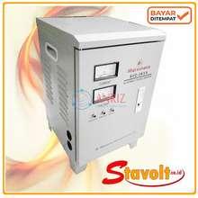 SALE Matsunaga Stavol Stabilizer 5000 Watt 5KVA penstabil tegangan istrik