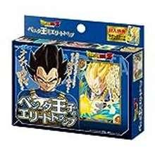 """Ball Jp """"Dragon Ball Z Vegeta Prince Of Elite Playing Cards"""