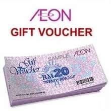Aeon [Ready Stock] Vouchers Vouchers Twenty Ringgit Rm20 Expired On 31St December 2022 (Aeon Vouchers)