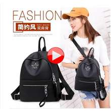 a8a8572521d6 Abby Shi ABS ABSL 1024 oxford backpack metal backpack multi-purpose travel  bag school bag