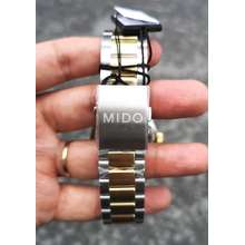 Mido Đồng hồ nam Belluna Day Date Automatic Chronometer M0014312203100