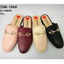 Jelly Shoes - Flat Shoes Jelly Wanita Import New TG35 Warna Dikirim Acak