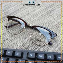 100 (frame+lensa) frame kacamata r4yb n bulat leopart % high quality 2be650c0be