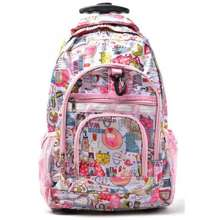 Parachute Rolling Backpack (Missy)