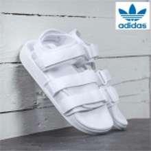 9efd5a9e0 adidas Big SALE~Originals Adilette Sandal W BB5096 White 100% Original
