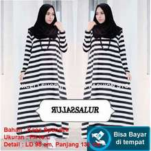 Honeyclothing Dress Wanita Game Longdress Wanita Muslim Maxi Dress ... 063167206a
