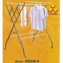 3V Kt Ware Outdoor Cloths Hanger /Drying Cloth Rack /Rak Sidai Baju/Ampaian Baju 6+4Bar
