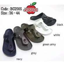 Red Apple Unisex Thai Shoes T-Strap Sandal Bg-2565 [Ready Stock]