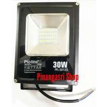 led LAMPU SOROT 30 W TEMBAK / SOROT TAMAN / FLOOD LIGHT PUTIH / KUNING 30W