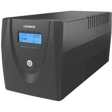 LEONICS เครื่องสำรองไฟฟ้า UPS GREEN-1200V 1200VA / 600W