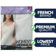 Guy Laroche Womens Tank Top Underwear 100% Cotton