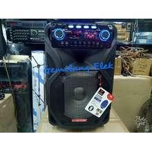 asatron speaker portable wireless meeting ht-8871ukm