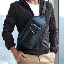 Tumi Ready Stock! Chest Bag, Men'S Shoulder Bag