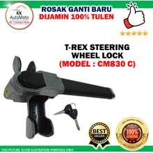 T-REX Steering Wheel Lock (Model: CM830 C)