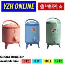 Lion Star Sahara Thermo Drink Jar/Insulated Water Dispenser//Tong Air/Bekas Air