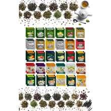 Ahmad Tea [Lchf.My] Tea Bag English Breakfast Earl Grey Green Tea Jasmine Detox Beverage For Low Carb Keto Diet
