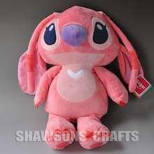 "Aoger Disney Lilo & Stitch Plush Stuffed Toys Stitch'S Girlfriend 16"" Angel Soft Doll Original"