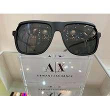 Armani Exchange Sunglass Ax 4066Sf 807887 Color Black/Grey Size 58 140