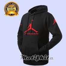 a6dacbe1f1aafd Nike keren! jaket michael nike air basket pria wanita hoodie
