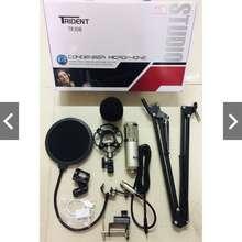 Trident TR30B CONDENSER MICROPHONE