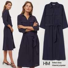 H&M Shirt Dress Belt (Ada Belt Semua)