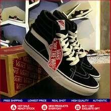 Vans Shoes Sk8-Hi Classic High-Top Shoes Unisex Sneaker