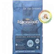 Blackwood Original Formula Cat Food 6Kg Chicken Meal & Brown Rice Recipe