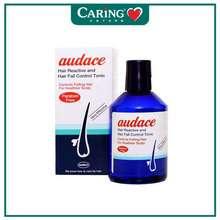 Audace Caring Hair Reactive & Hair Fall Control Tonic (200Ml)