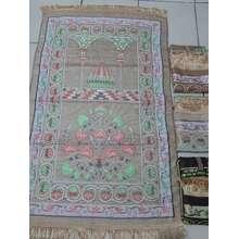 Import Sajadah Turki Tambang 70X110 Cream