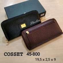 Cosset Original Dompet Kulit Branded