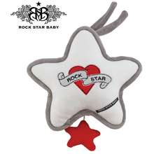 ROCK STAR BABY Musical Toy - Heart & Wings (1Pc) [Rsb90501]