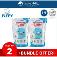 Fiffy Baby Laundry Detergent 1.6L Refill Pack