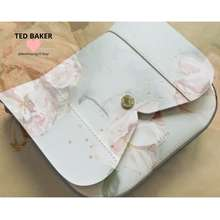 Ted Baker London Barkley Dog Leather Crossbody Bag | Beg Crossbody🔥Ready Stock🔥