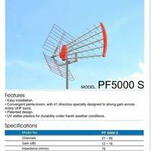 SALE PF Antena Antenna TV Luar Goceng PF5000 Super High Gain UHF Pf 5000
