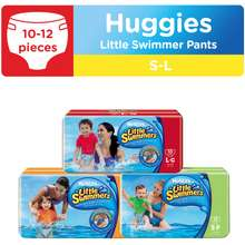 HUGGIES 1 Pack Little Swimmer Pants - S M L sizes